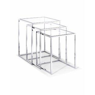 Order T.J. 3 Piece Nesting Tables by Orren Ellis
