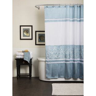 Kare Single Shower Curtain