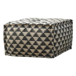 Esenler Pouffe By World Menagerie