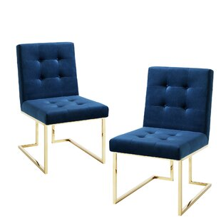 Bellamy Side Chair (Set of 2) by Everly Q..