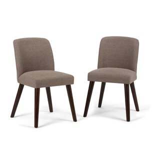 Hamer Upholstered Dining Chair (Set of 2)