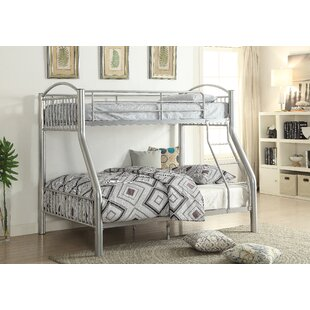 Compare & Buy Pharr Bunk Bed in Twin Over Full by Zoomie Kids Reviews (2019) & Buyer's Guide