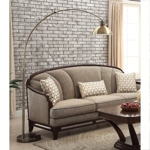 Compare & Buy Feuerstein 77 Arched Floor Lamp By Charlton Home
