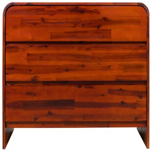 Hillman 3 Drawer Chest By George Oliver