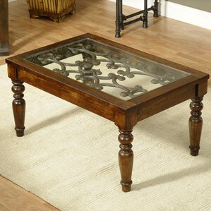 Penang Coffee Table by William Sheppee