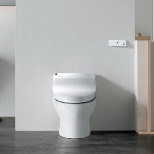 Bio Bidet Luxury Integrated Toilet Seat 40