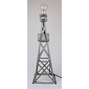 Oil Derrick 24 Table Lamp