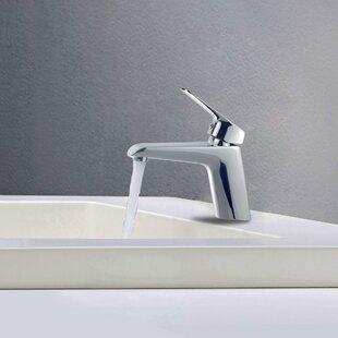 Eviva Lotus Single Hole Bathroom Faucet with Drain Assembly