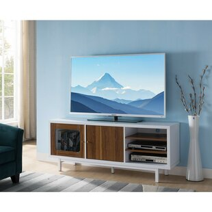 Affordable Hope Dual Tone TV Stand by Wrought Studio Reviews (2019) & Buyer's Guide