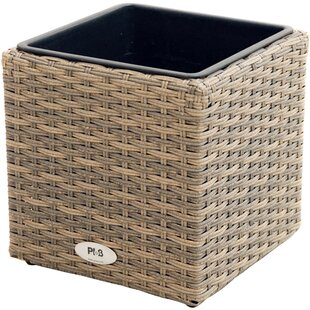 Balmore Wicker Plant Pot By Sol 72 Outdoor