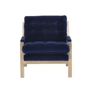 Sunpan Modern Club Court Armchair