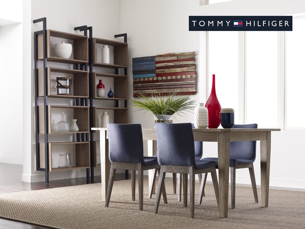 tommy hilfiger lexington dining table wayfair