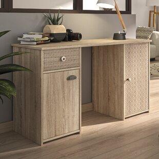 Pederson Kneehole Desk By Mercury Row