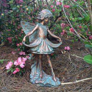 HomeStyles Suffolk Fairy Emily Statue
