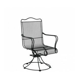 Tucson Swivel Patio Dining Chair by Woodard