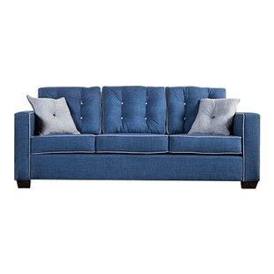 Palmer Square Sofa by Brayden Studio