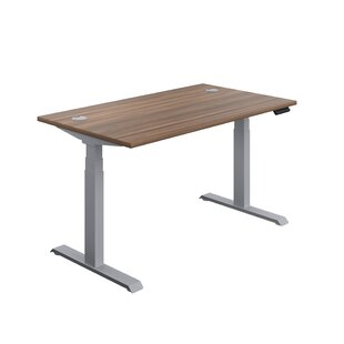 Noor Height Adjustable Standing Desk By Symple Stuff