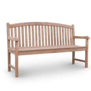 Clarette Teak Bench Image