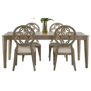 Mousseau 5 Piece Dining Set by One Allium Way