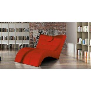 Orren Ellis Dariell Chaise Lounge