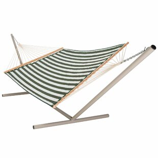 Highland Dunes Hamby Large Quilted Polyester Hammock