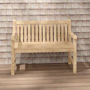 Valentina Teakwood Garden Bench By Kampen Living