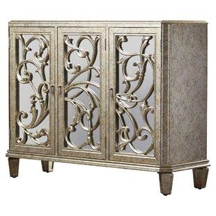 Cecelia 3 Door Cabinet