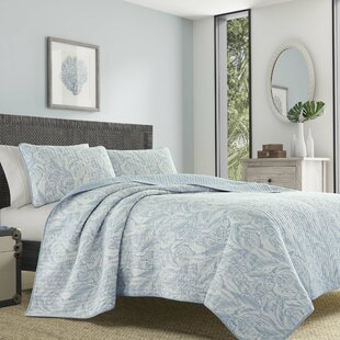 Batik Paisley Quilt Set by Tommy Bahama Bedding