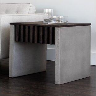 Mixt End Table by Sunpan Modern
