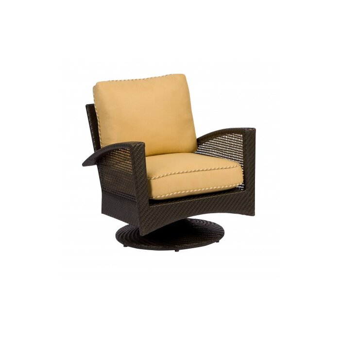 Trinidad Swivel Patio Chair With Cushions