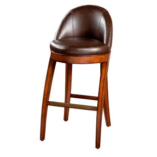 Amia 26 Swivel Bar Stool by American Heritage