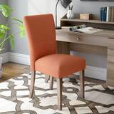 Rebersburg Parsons Upholstered Dining Chair by Andover Mills