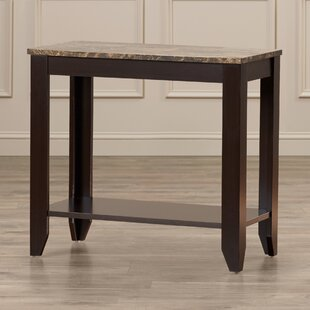Russiaville End Table by Charlton Home