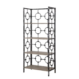 Lacy Etagere Bookcase Wrought Studio