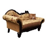 Fabiola Chenille 68 Rolled Arm Loveseat by Astoria Grand