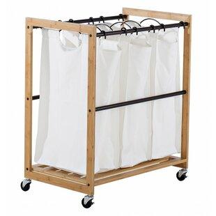 Best Reviews EcoStorage™ 3 Bag Laundry Sorter By Trinity