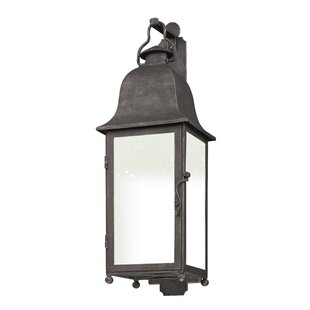 Susannah 1-Light Outdoor Wall Lantern by Darby Home Co
