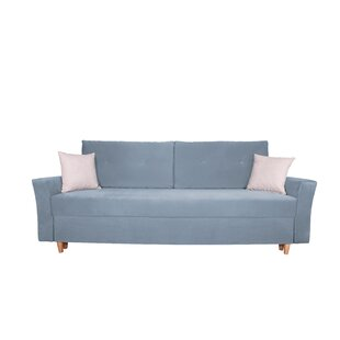 Loro 3 Seater Clic Clac Sofa Bed By 17 Stories