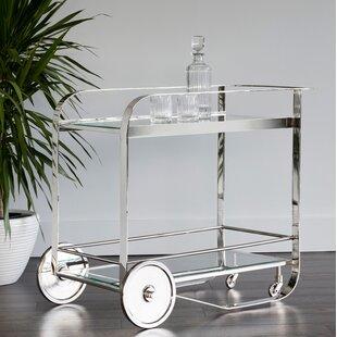 Sunpan Modern Moncasa Bar Cart
