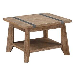 Loon Peak Crane End Table