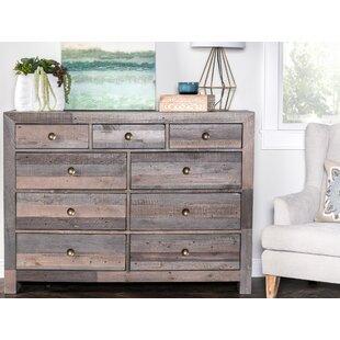 Mistana Abbey 9 Drawer Dresser