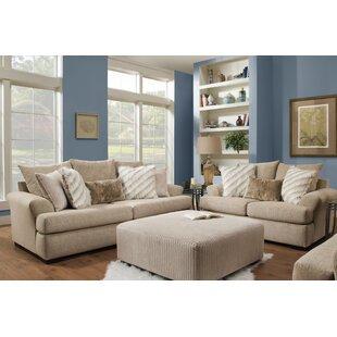 Dillion 2 Piece Living Room Set by Red Barrel Studio