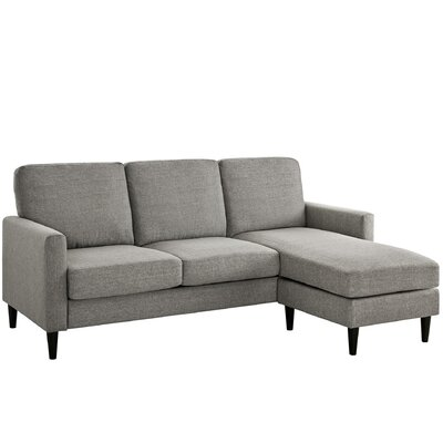 sofa inspirational small reversible lounge with of marybelle space design chaise convertible zipcode