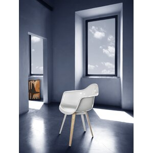 Slice Solid Wood Dining Chair by Modern C..