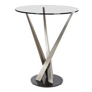 Elite Modern Crystal Pub Table