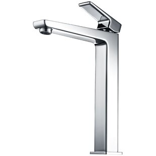 ANZZI Valor Single Hole Bathroom Faucet with Drain Assembly