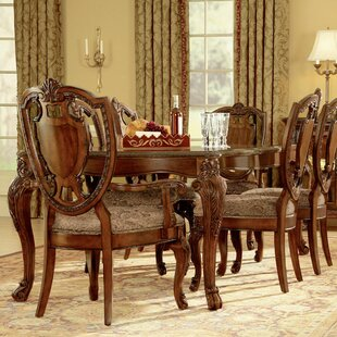Brussels 7 Piece Dining Set by Astoria Grand