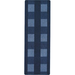 Olympia Blue Rug by Andiamo