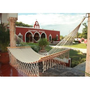 Highland Dunes Damiane Cotton Tree Hammock