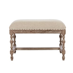 Simson Upholstered Bench by Aidan Gray #1